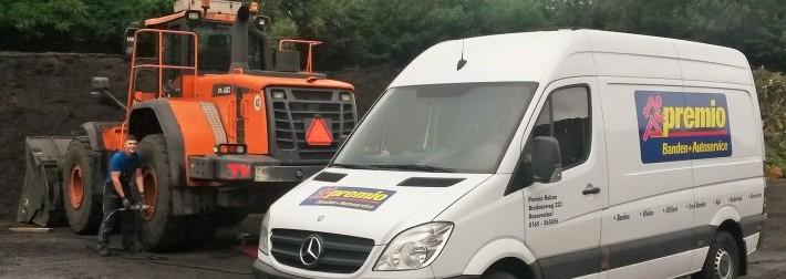 premio roban servicewagen